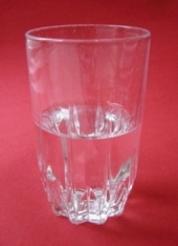 Halvfullt glas!
