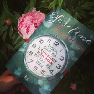 tiden går så långsamt när man tittar på den blommar